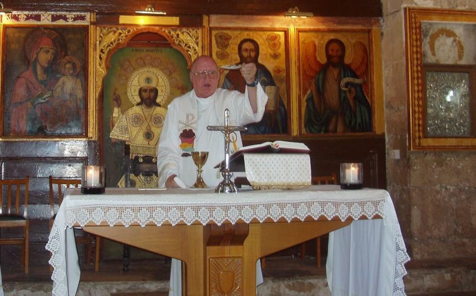 Mass at Agia Kyriaki