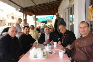 Patriarch Faoud Visit to Paphos
