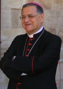 Patriarchelatin Fouad Twal